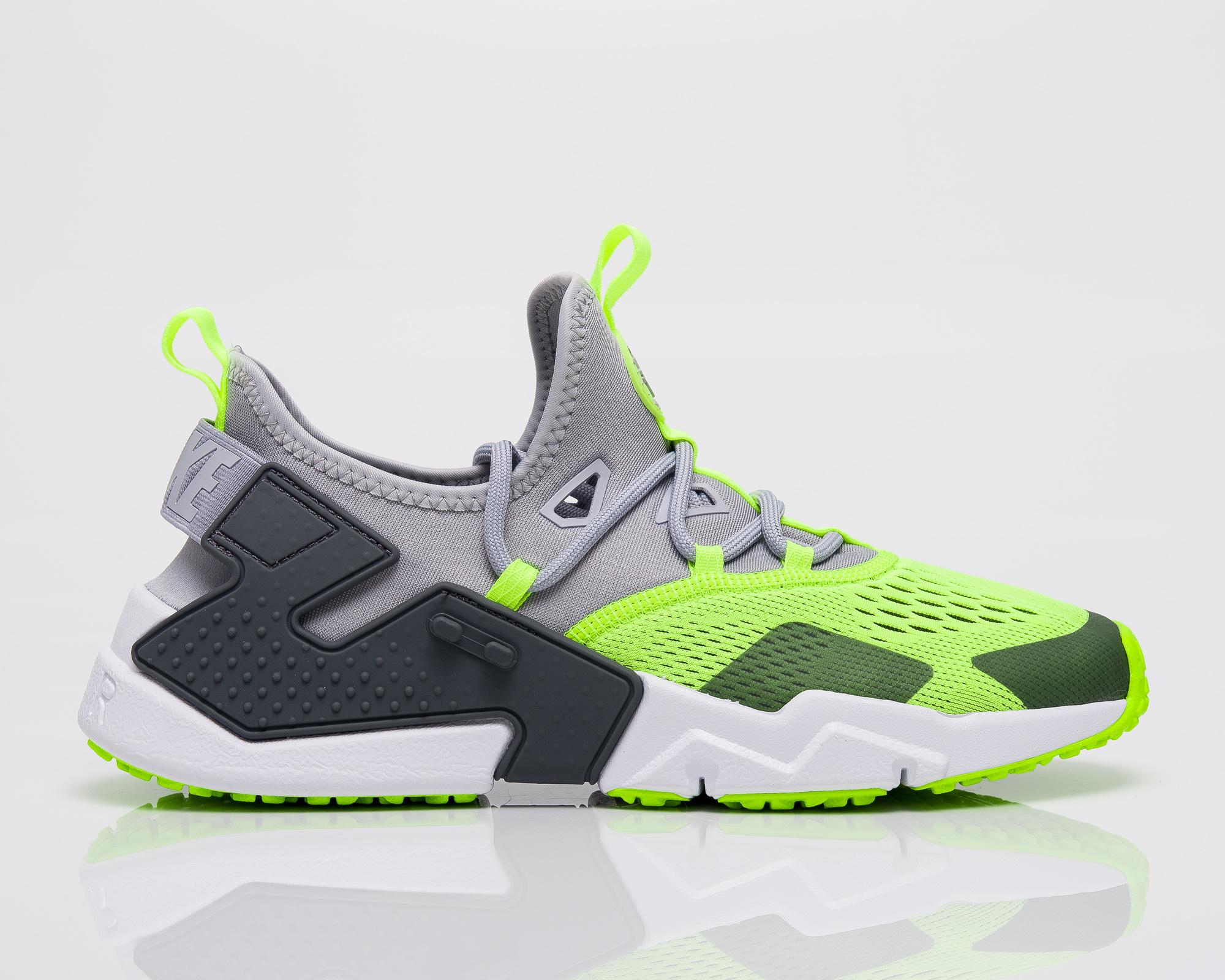 14c7b93d0db4 ... wolf cool grey black 54f38 84853  50% off nike air huarache drift  breathe shoes casual sporting goods sil.lt e3678