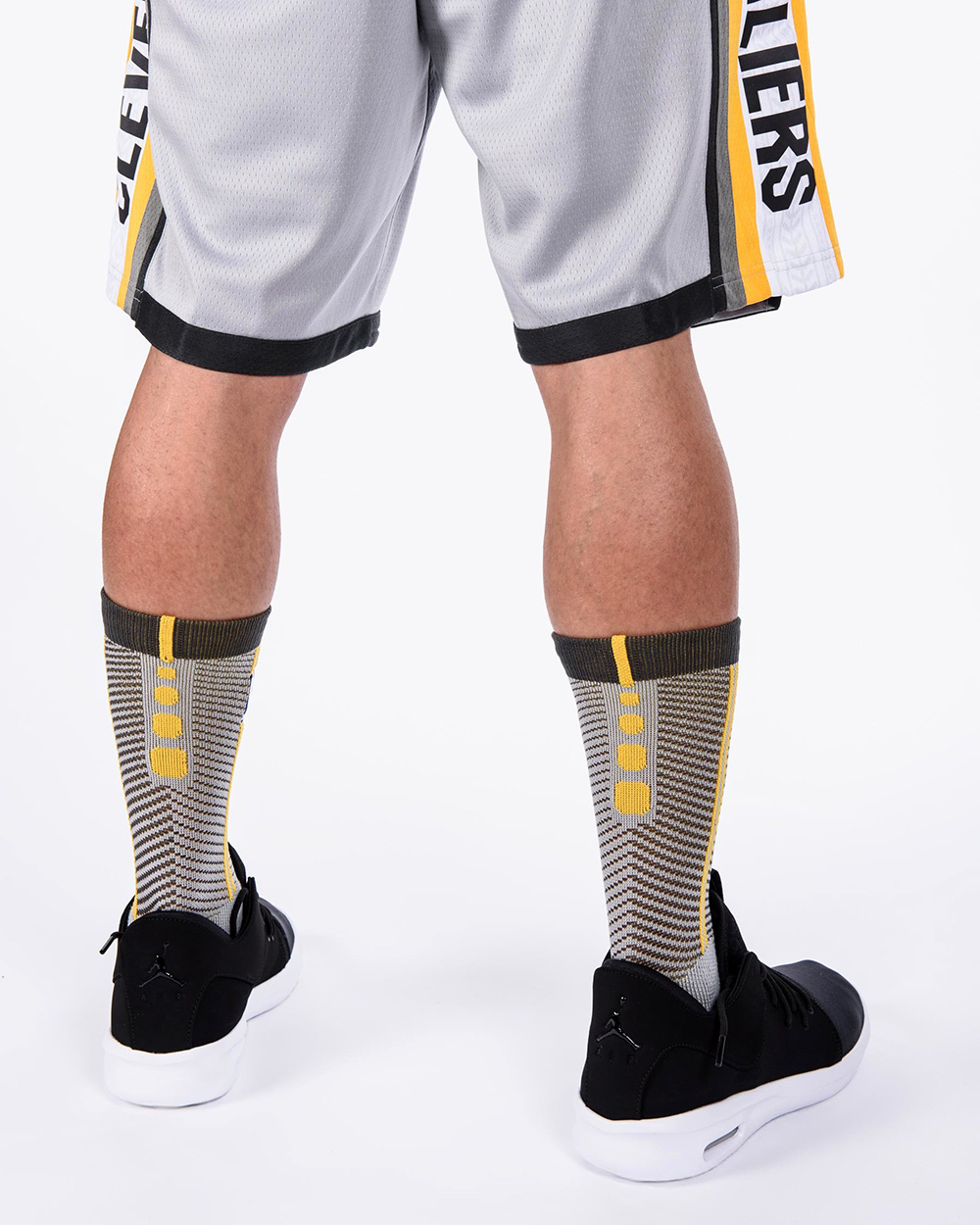 Nike NBA Cleveland Cavaliers City Edition Swingman Shorts - Clothes Shorts  - Sporting goods  8c2afc2eb